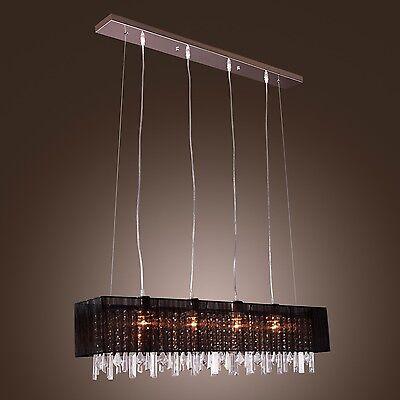 Modern Ceiling Light Dinner Room Pendant Lamp Kitchen Lighting Bar Chandelier US
