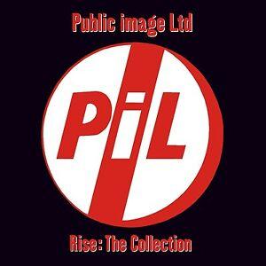 PUBLIC IMAGE LTD (PIL) 'RISE : THE COLLECTION' (Best Of) CD (2015)