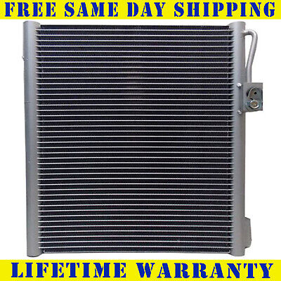 A/C Condenser For 2002-2008 Dodge Ram 1500 2500 3500 V6 V8 Fast Free Shipping