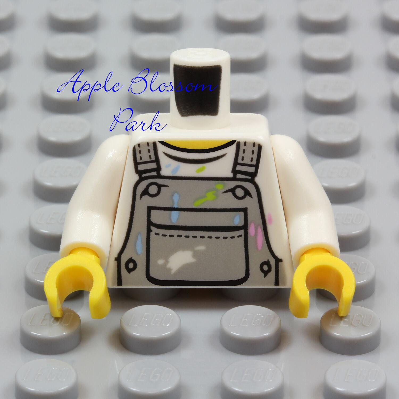 Lego New Sand Blue Minifigure Legs Short Pants Pieces