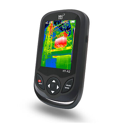 Hti Ht-a2 Thermal Imaging Camerapocket-sized Infrared Camera Resolution 320x240