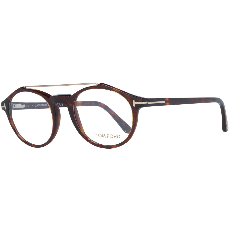 Tom Ford elegantes Herren Brillengestell Havana Braun
