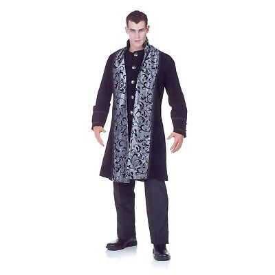 Halloween Cosplay Costume Mens XXL Vampire Vamp Demon Warlock Witch Slayer - Halloween Costume Vampire Slayer