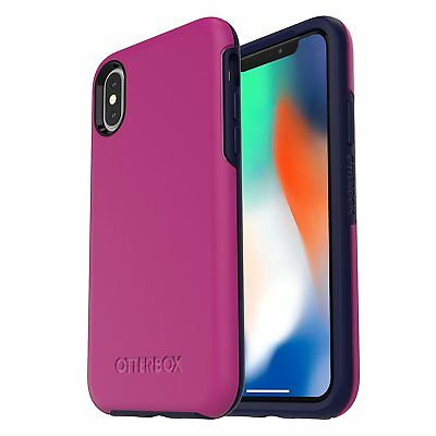 OtterBox Symmetry Series For iPhone X & iPhone Xs Mix Berry Jam (100% Authentic) - Berry Jam
