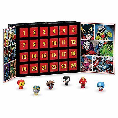 Funko Advent Calendar: Marvel 80th Anniversary, 24Pc