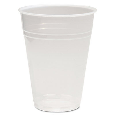 Boardwalk Translucent Plastic Cold Cups 10oz 1000/Carton (Translucent Cold Cups)