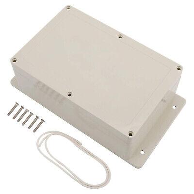 1 X Ip65 Waterproof Electrical Junction Box Abs Plastic Dustproof Enclosure Case