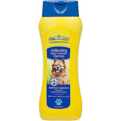 FURminator deShedding Ultra Premium Dog Shampoo, 16 oz.