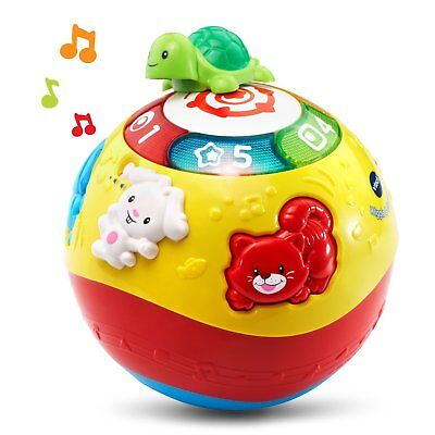 VTech Wiggle and Crawl Ball Best Chrismas Toy Gift  For Kids ,