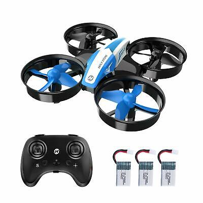 HS210 Mini Drone for Kids Beginners RC Nano Quadcopter Indoor Hover Helicopter