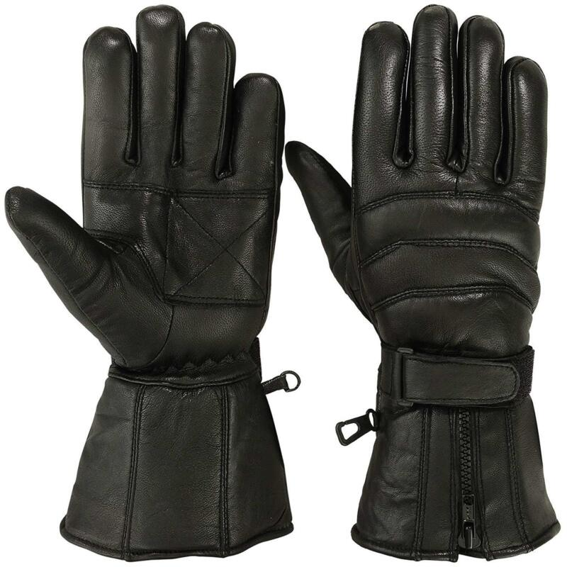 winter motorcycle riding gloves cold weather genuine