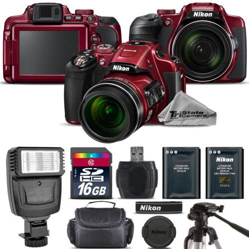Nikon COOLPIX B700  20.2MP 4K Video WiFi NFC Camera 60x Zoom