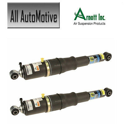 ARNOTT Air Shocks Rear Left LH & Right RH Pair Set for Chevy GMC Cadillac