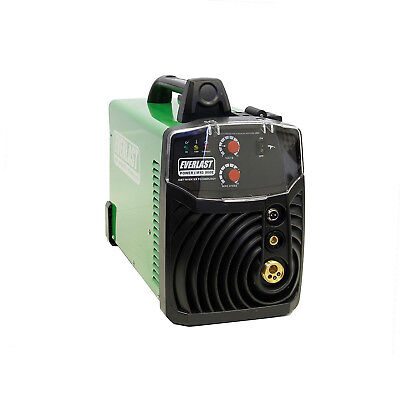 Everlast Powerimig 200e 200amp Mig Welder 110v220v Dual Voltage Flux Core