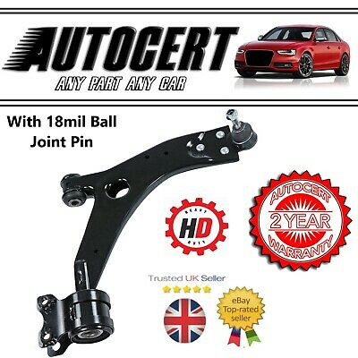Volvo C70 06-13 LOWER SUSPENSION CONTROL ARM / WISHBONE 18mm RH