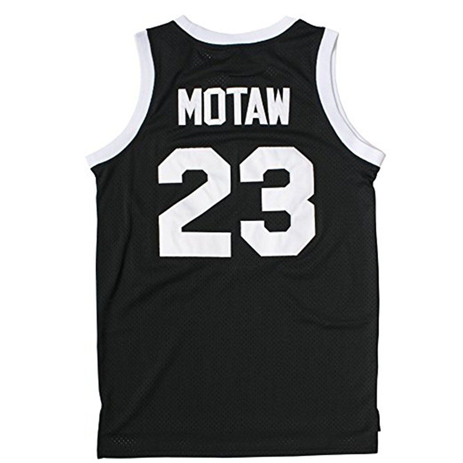 Shoot Out Tournament Basketball Jersey #23 #96 Motaw Above The Rim Stitched Tops