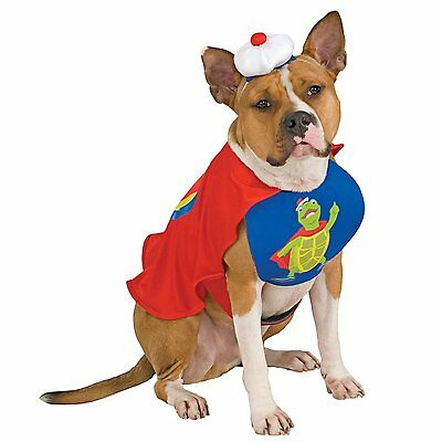 Rubies Wonder Pets Tuck the Turtle Dog Costume  - Fun for Halloween