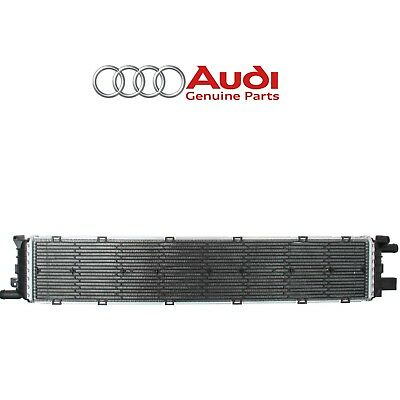 For VW Audi A6 A7 Quattro S4 S5 3.0L Center Lower Supercharger Radiator Genuine