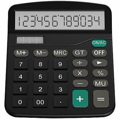 Kenko Calculator Standard Function Desktop Calculator - Large 12-digit kk-837B