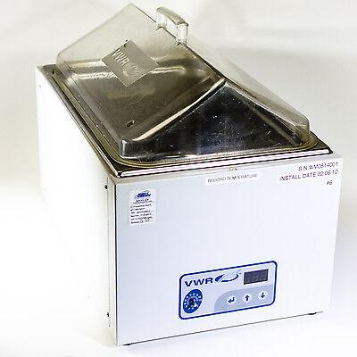 Vwr 89032-220 Digital Water Bath - Free Shipping