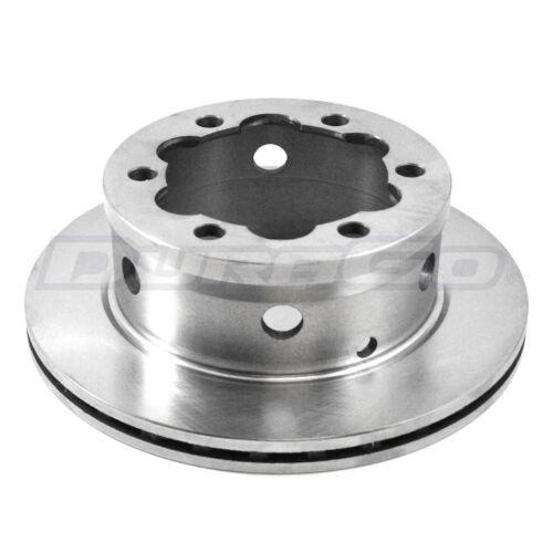 Disc Brake Rotor Rear IAP Dura BR900858