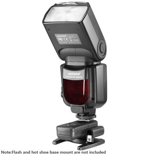 Neewer Wireless Radio Flash Speedlite Studio Trigger Receiver for Canon Nikon