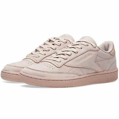Reebok Classic Club C85 Rock Solid Trainers Pink Tennis Retro