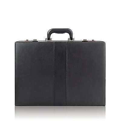 New Briefcase Leather Bag Messenger Men Handbag Genuine Case Business Portfolio
