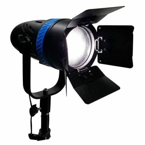 60W LED Focusing Spot Light Flood Lighting Photo Studio Light