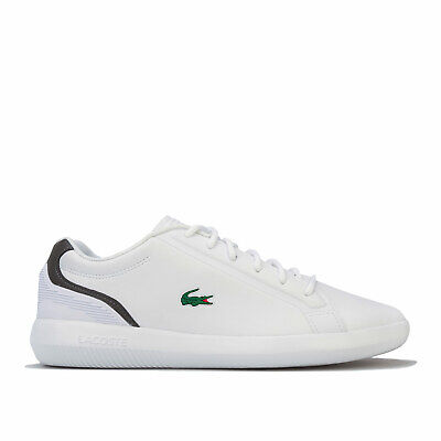 Mens Lacoste Avantor 119 Trainers In White Grey