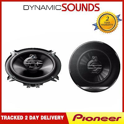 "PIONEER TS-G1330F - 13cm  5"" Inch 3-way Coaxial Car Door/Shlef Speakers 250W"