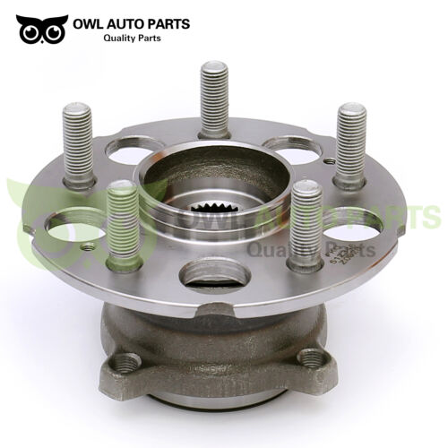 Rear Wheel Bearing & Hub Pair For 4WD 2007-2010 2011 Honda