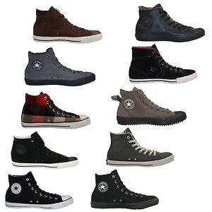 converse all stars sneakers chucks boots herren damen winter schuhe neu ebay. Black Bedroom Furniture Sets. Home Design Ideas