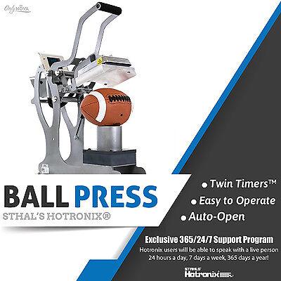 Stahls New Hotronix Auto Clam Ball Press Free Fedex Shipping