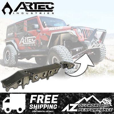ARTEC Front Dana 44 Axle Truss - Raw fits 07-18 Jeep Wrangler JK Rubicon