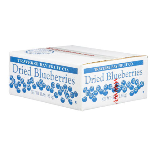 Traverse Bay Fruit Co. Dried Blueberries (4 lbs.) FREE SHIPPING