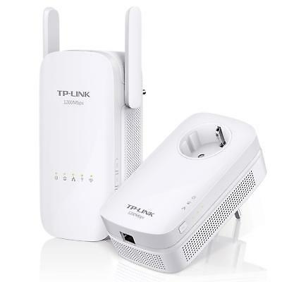 TL-WPA8630KIT AC1200 AV1200 WLAN Powerline Adapter