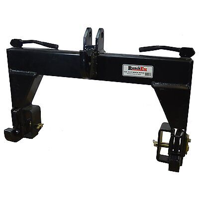 Quick Hitch Cat 23. For 3-point Implements - Ranchex
