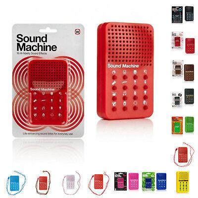 Sound Machine Geräuschgenerator Soundmachine Soundmaschine