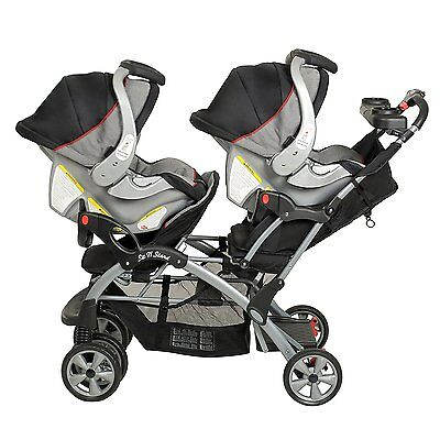 Twin Pram Car Seats For Sale In South Africa 37 Second