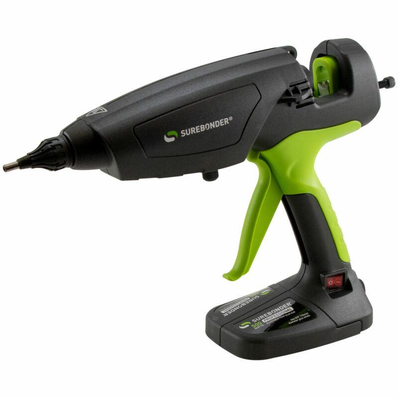 """Surebonder PRO2-500 - 500 Watt Adjustable Temperature 5/8"""" Hot Glue Gun"""