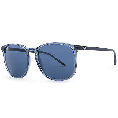 Ray-Ban RB4387 56mm Sunglasses (Blue / Blue Classic)
