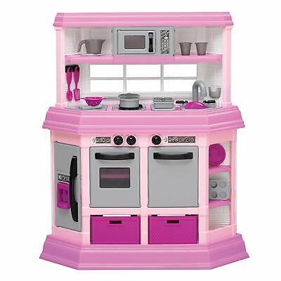 American Plastic Toys Custom Kitchen Set