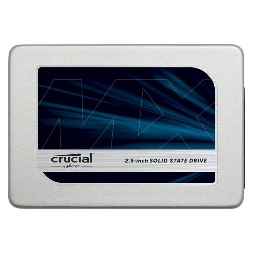 Crucial 1TB Internal SATA Solid State Drive for Laptops Silver CT1050MX300SSD1