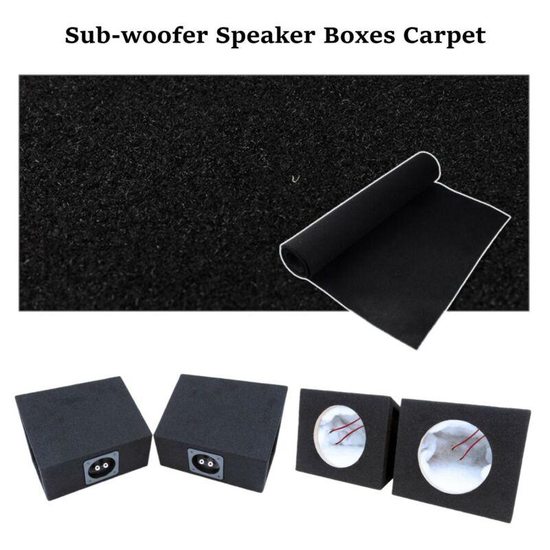 "Speaker Box Audio Sub woofer Car Trunk Liner Carpet Cover Replacement 45""x 78"""
