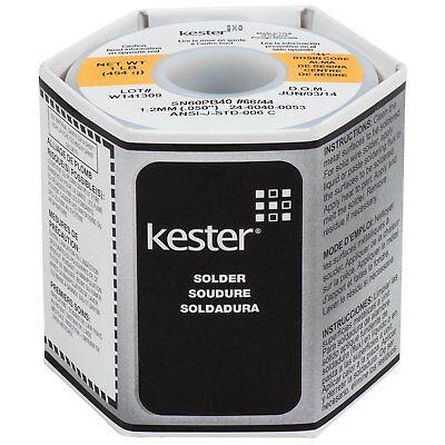 Kester Solder 24-6040-0061 Solder Wire 6040 Snpb 190c 453.592g