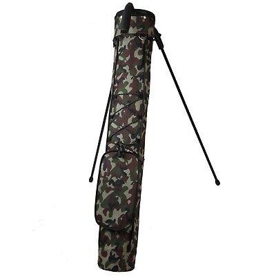 Ram Golf Pitch and Putt Lightweight Golf Carry Bag with Stand Camo