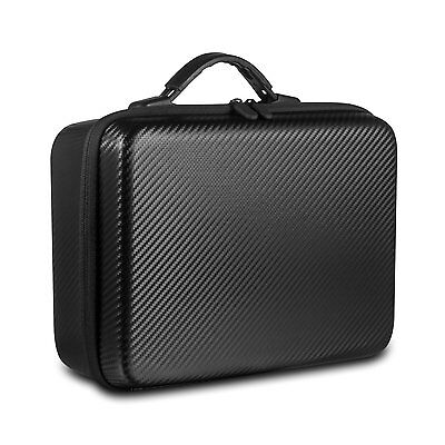 Spark Handbag Carbon Firber Carrying Case For DJI Spark Drone & Battery &Remote
