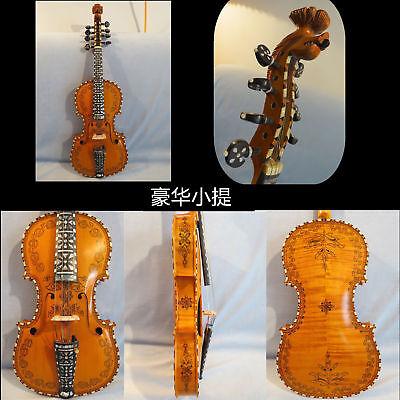 Knopf für Violine aus Ebenholz 541