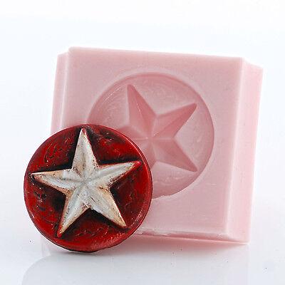 Глинистые формы Western Star Silicone Button